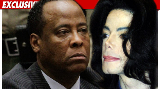 conard murray Michael jackson's controversial doctor conrad murray (pictured, inset) is making the news rounds once again — this time for a very serious allegation he's levied against the late patriarch joe jackson murray — who was convicted of involuntary manslaughter and ended up serving two years in .