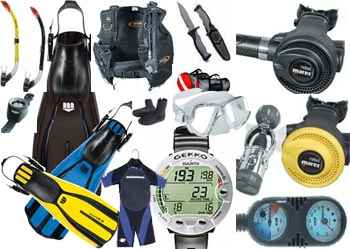 tNyFaRS F3fJE6 Full Set Diving Equipment