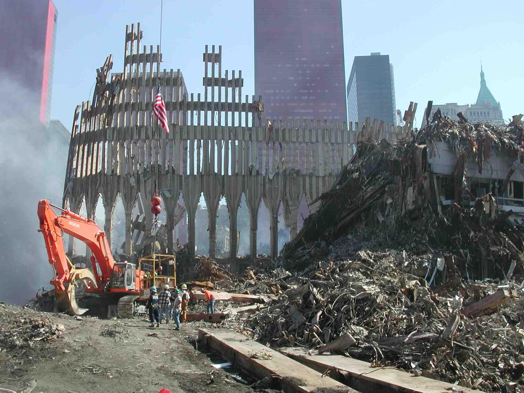 Wtc Ground Zero Tour