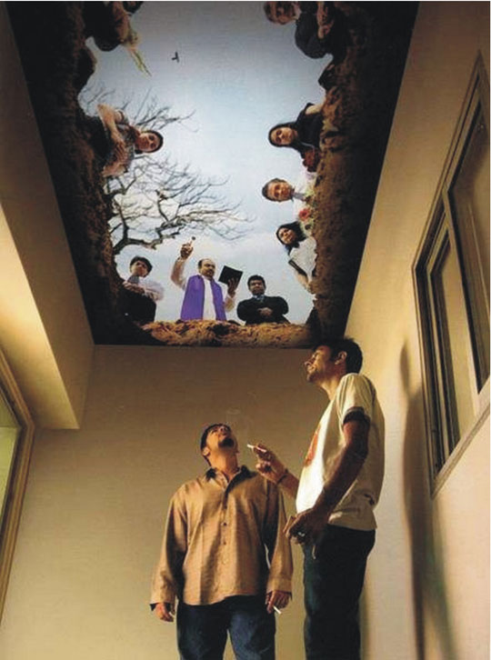 tPNhu0q funny-ceiling-mural-burial