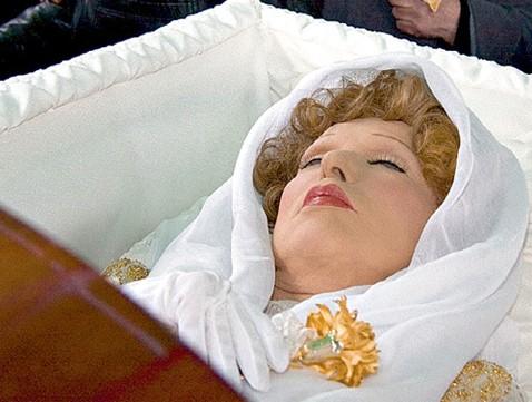 Почему нельзя присутствовать беременным на похоронах 71