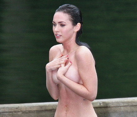 megan fox nude sex