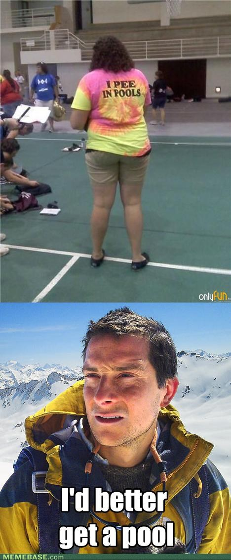 tUrKJSC internet-memes-bear-grylls-and-the-pool-