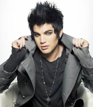Adam Lambert Ungeschminkt
