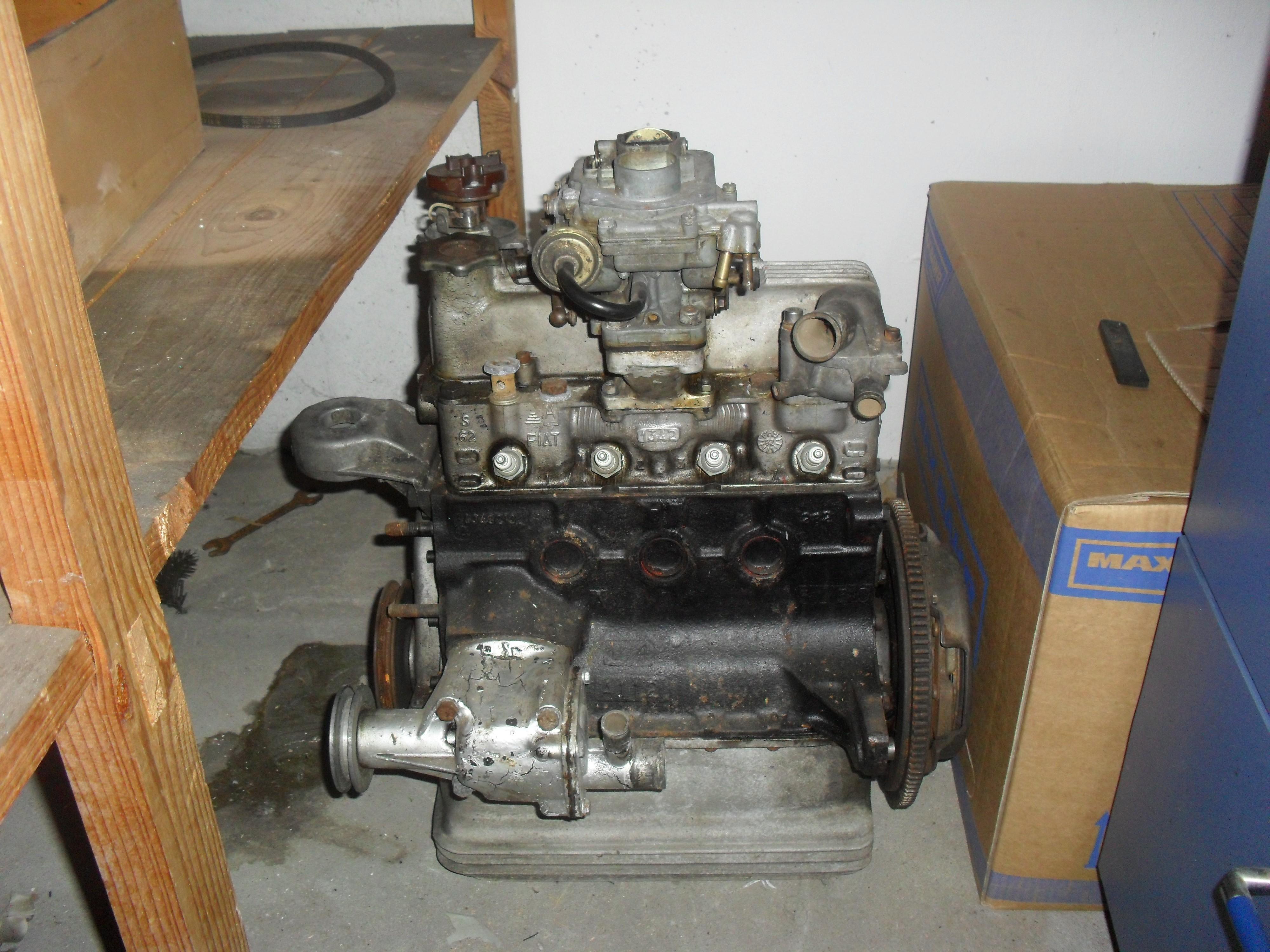 Alten Abarth-Automotor gefunden - lohnt ein Verkauf? (Seite 2 ...