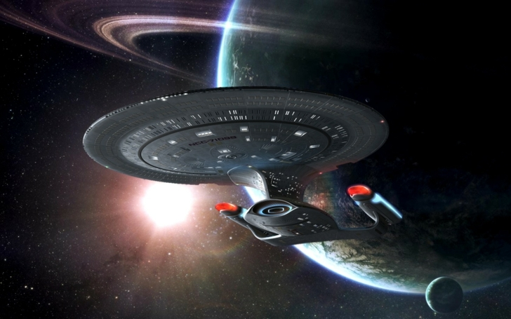 star trek science fiction uss enterprise