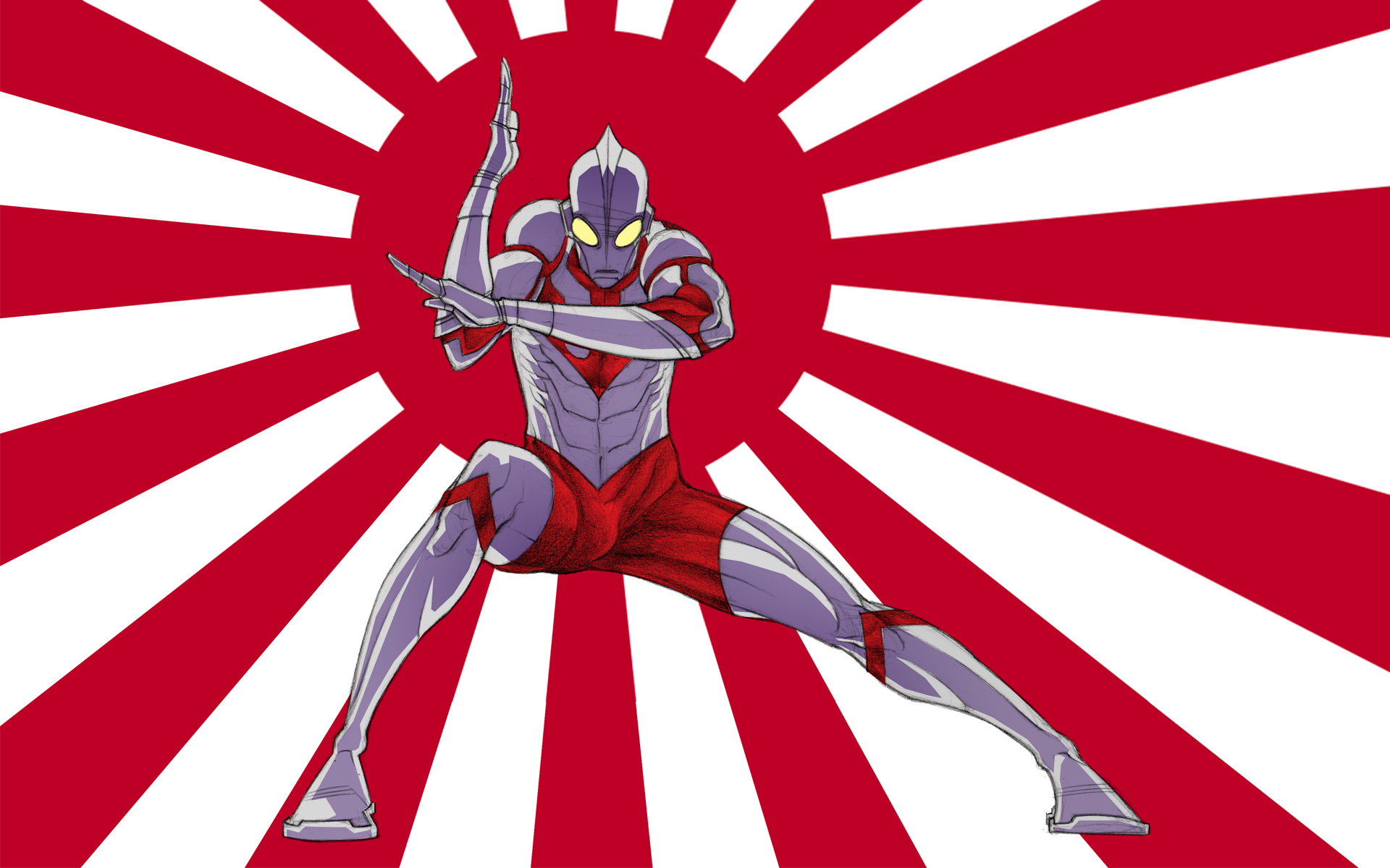 ultraman for japan by tradd-d3bma6x