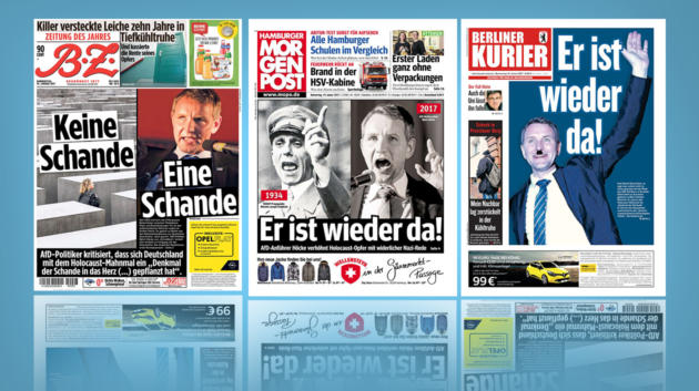 BZ-Hamburger-Morgenpost-Berliner-Kurier-
