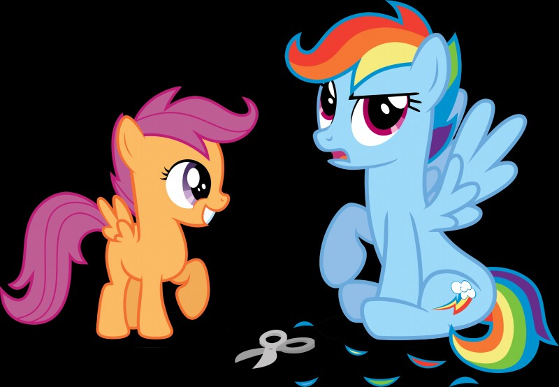 487793 safe rainbow dash scootaloo alter