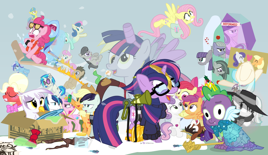 mlp season 5 in a nutshell   complete by