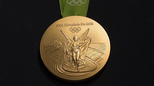Rio Medallienspiegel
