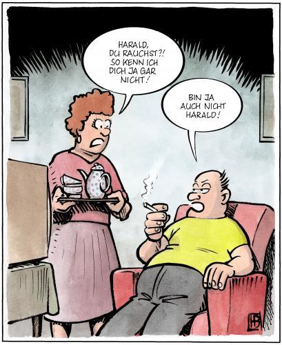 Ich werde dicker hat Rauchen aufgegeben