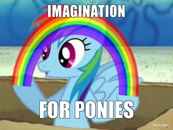 imagination-for-ponies