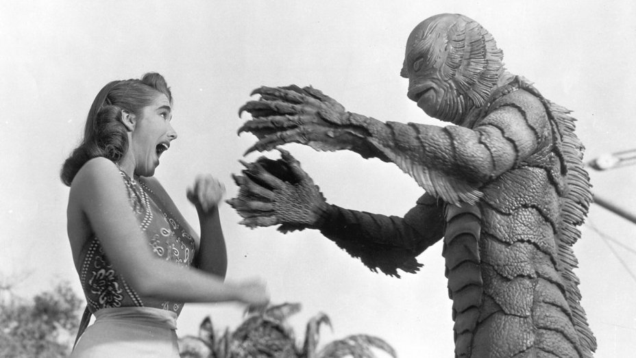 creature from the black lagoon julie ada