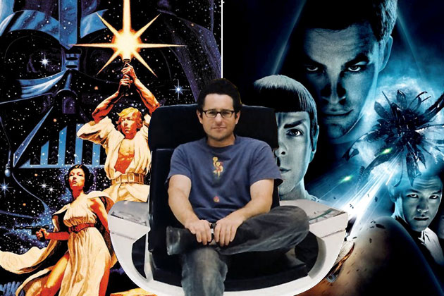 jj abrams star wars star trek crossovers