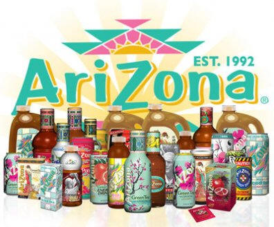 ARIZONA ICED TEA VARIETY FLAVORS SIZES