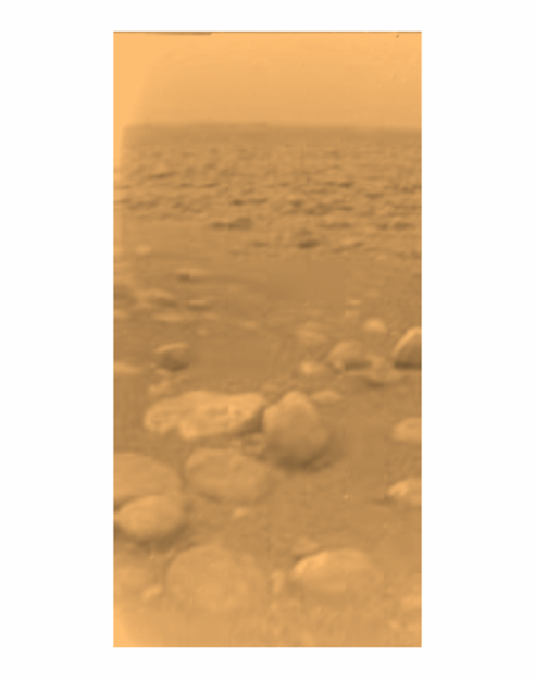 First colour view of Titan s surface nod