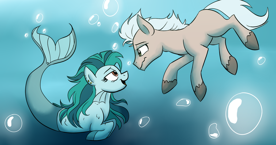 underwater beauty by wubcakeva-d9v9wza
