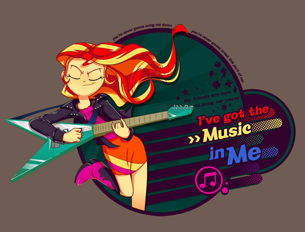 i ve got the music in me by hydro king-d