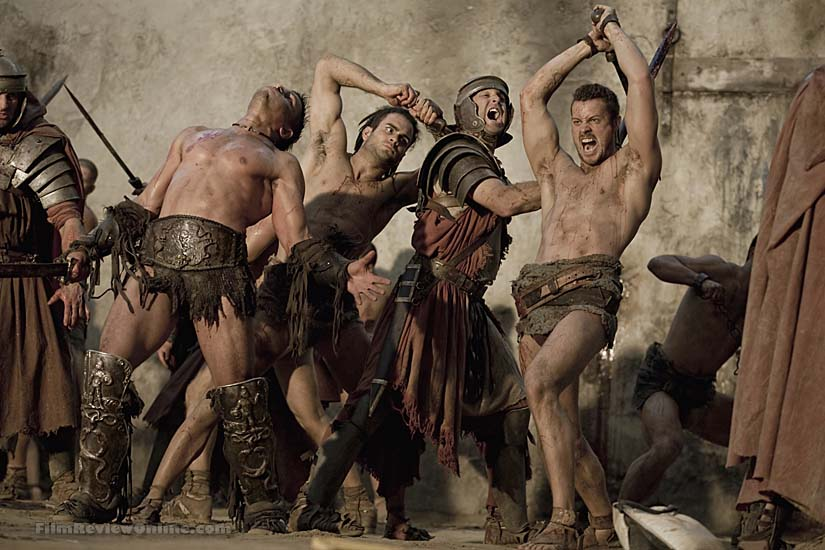 spartacus blood and sand episode 113 201