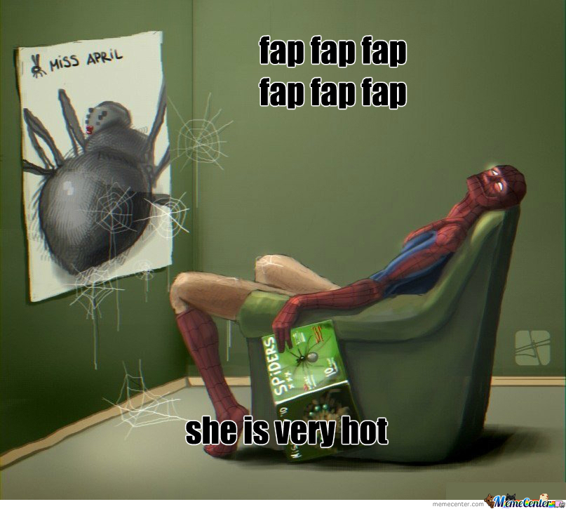 spider-man-fap-time o 2145945