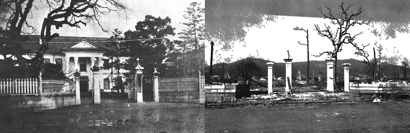 Hiroshima-before-and-after-Prefectural-O