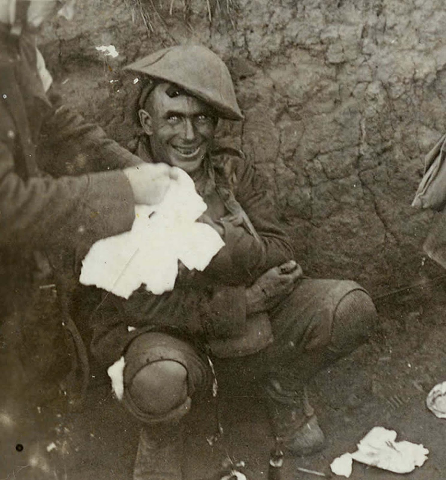 shell shocked soldier 1916 2