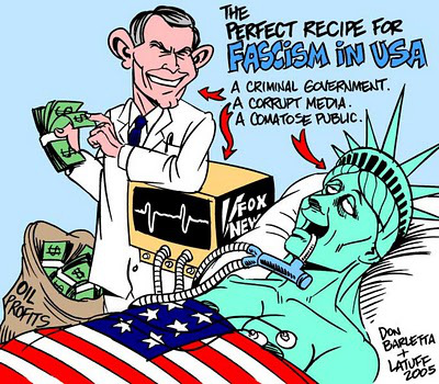 perfect recipe for fascism by latuff2.jp