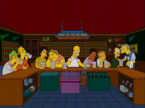 thesimpsonslastsupper