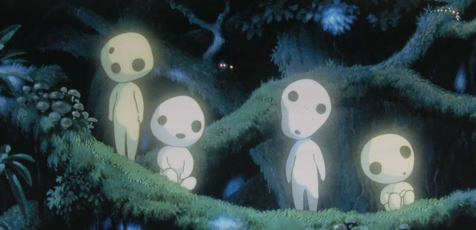 kodama-on-tree