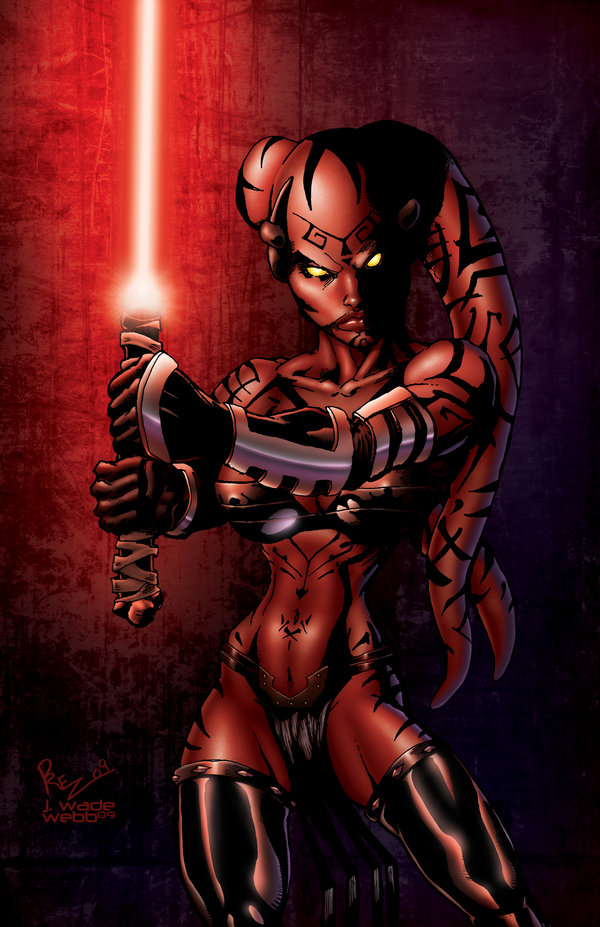 Darth Talon by JwWebb by PresidentNelson