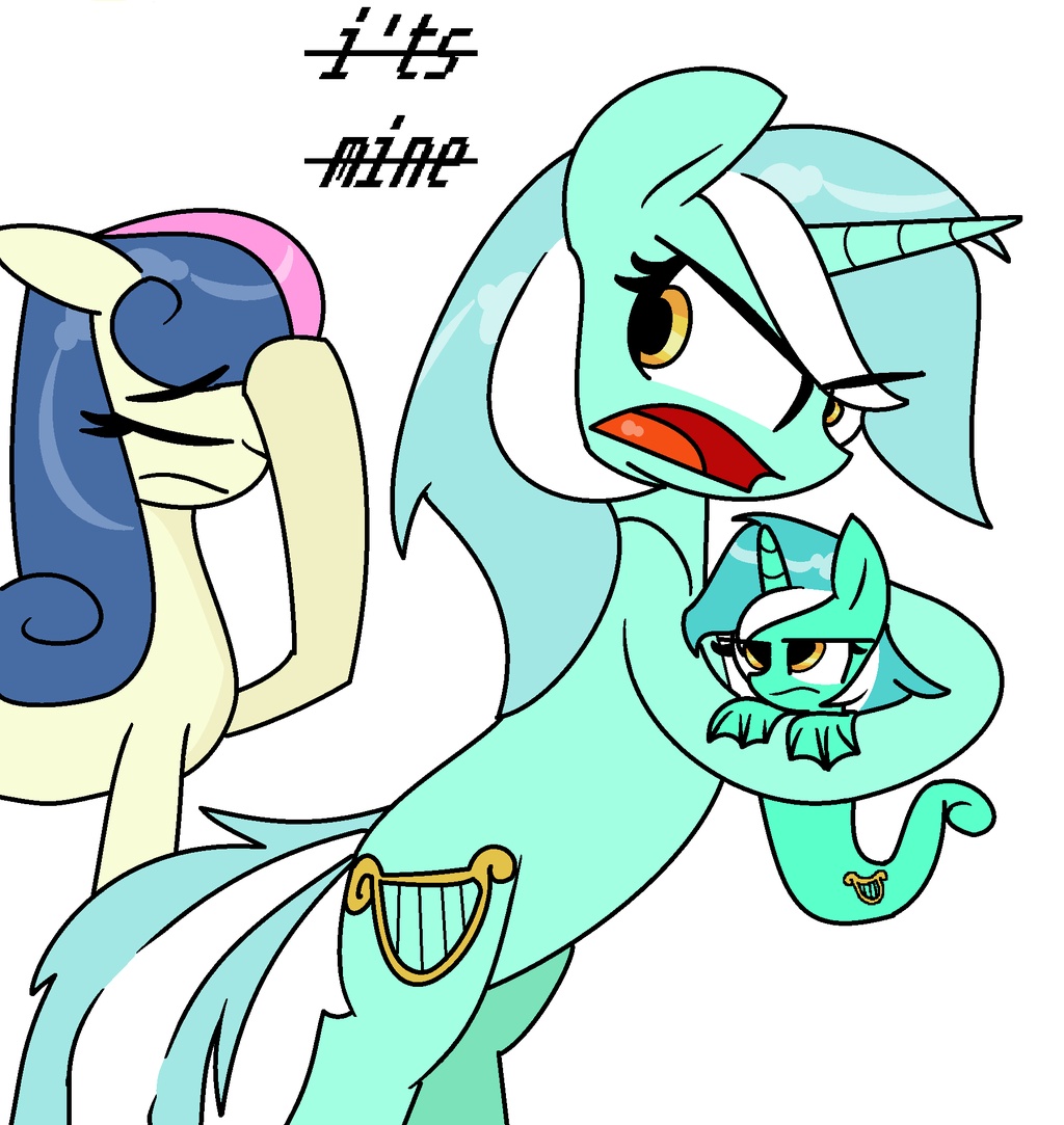 lyra and sea lyra by nederside-d73lq6w