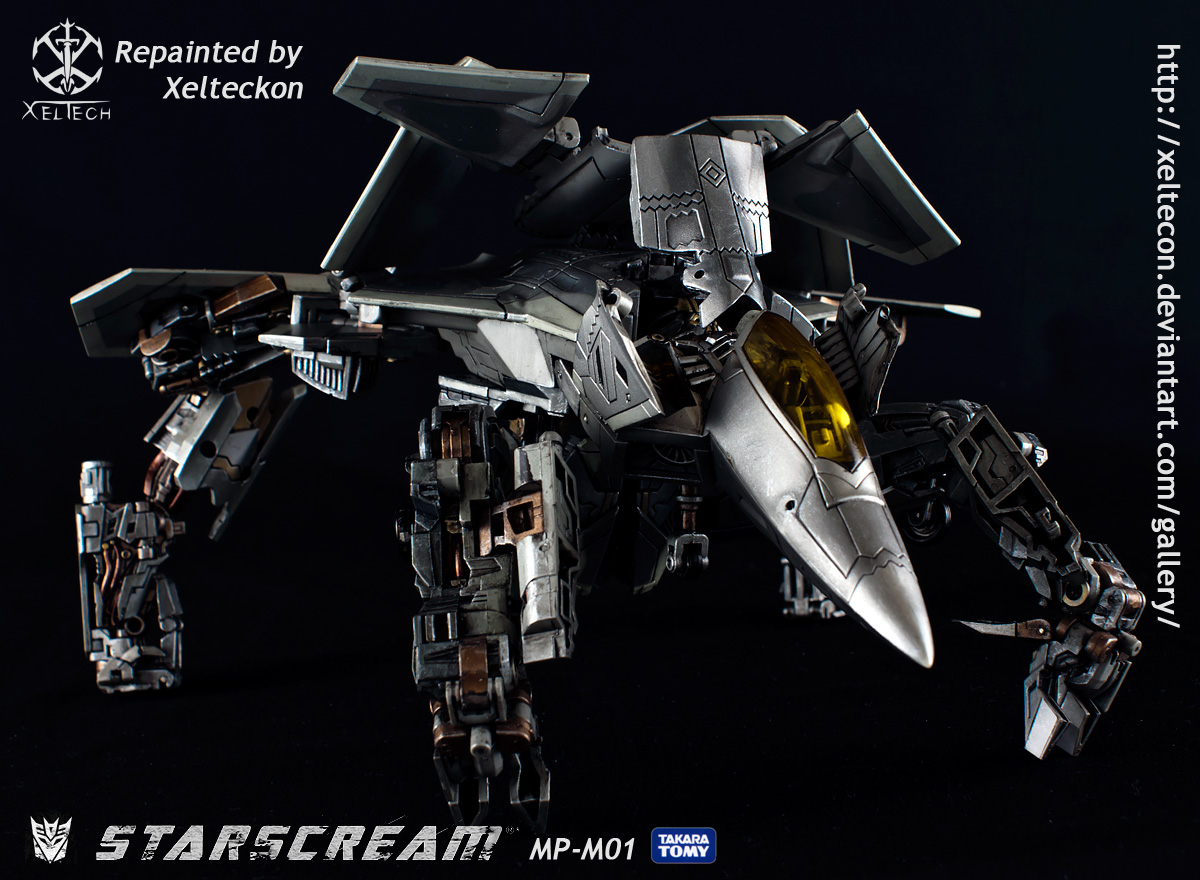 mpmovie 01 starscream repaint by xelteco