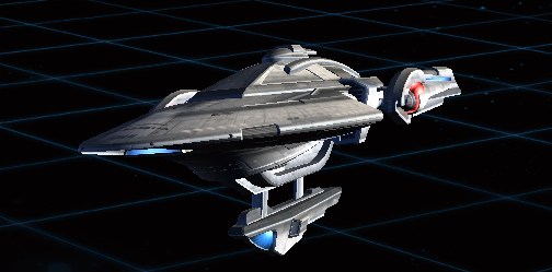 federation deep space vessel destiny
