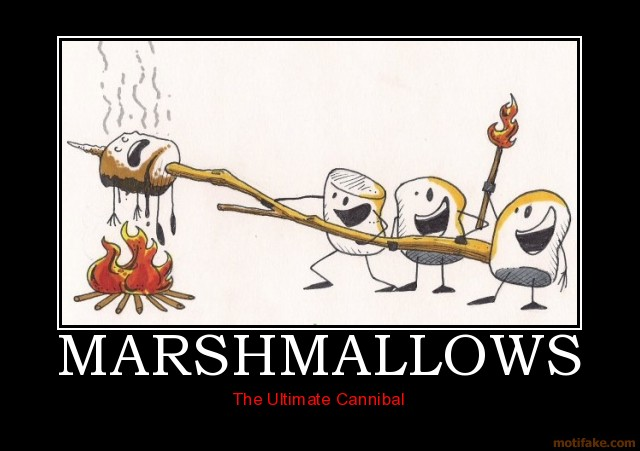 marshmallows-demotivational-poster-12393