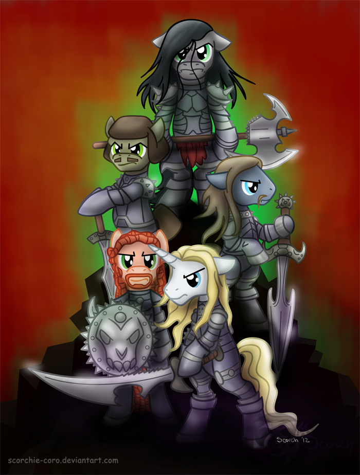 dethklop in armor by scorchie coro-d4wvp