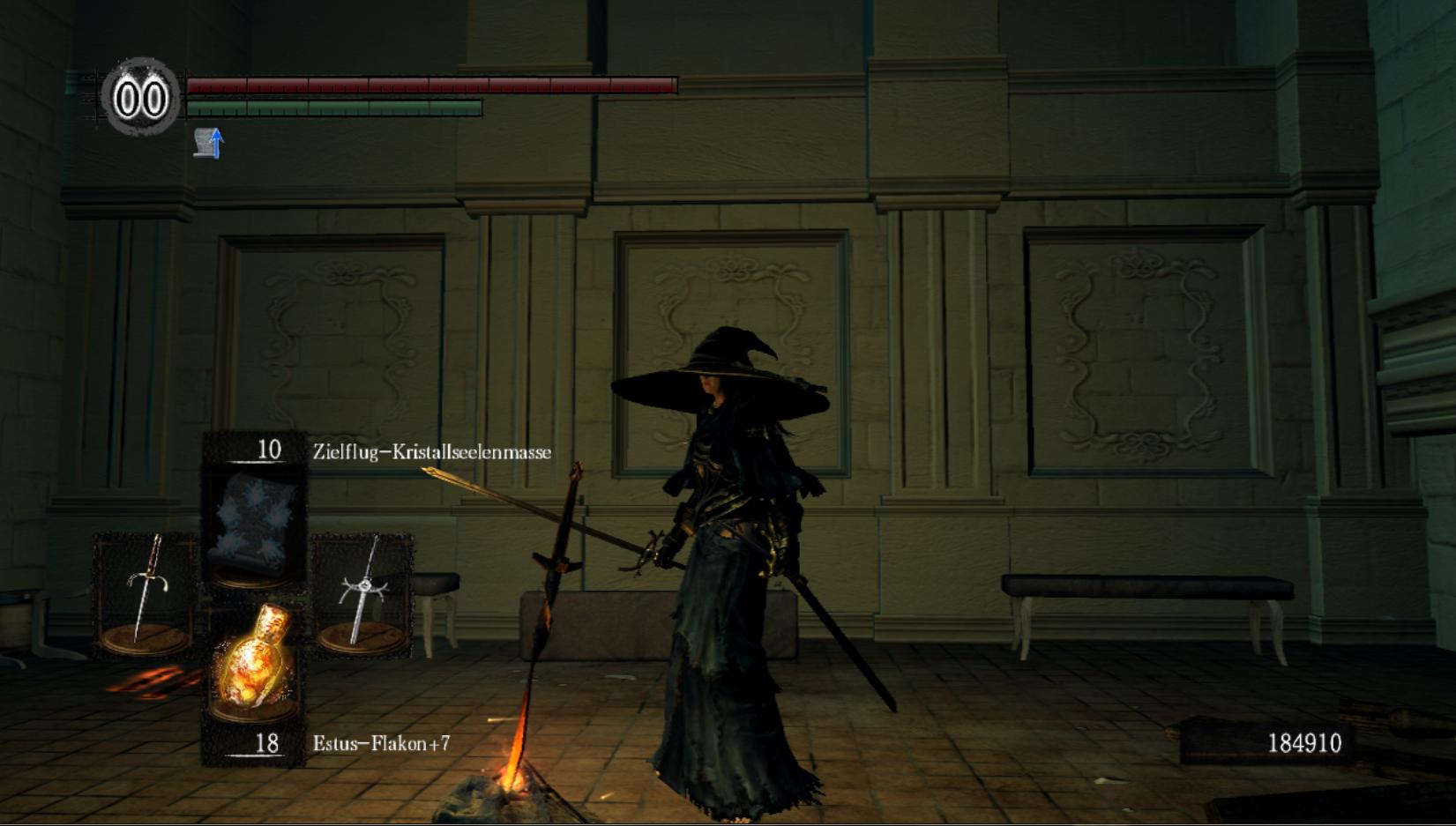Dark Souls  Str Dex Faith Build