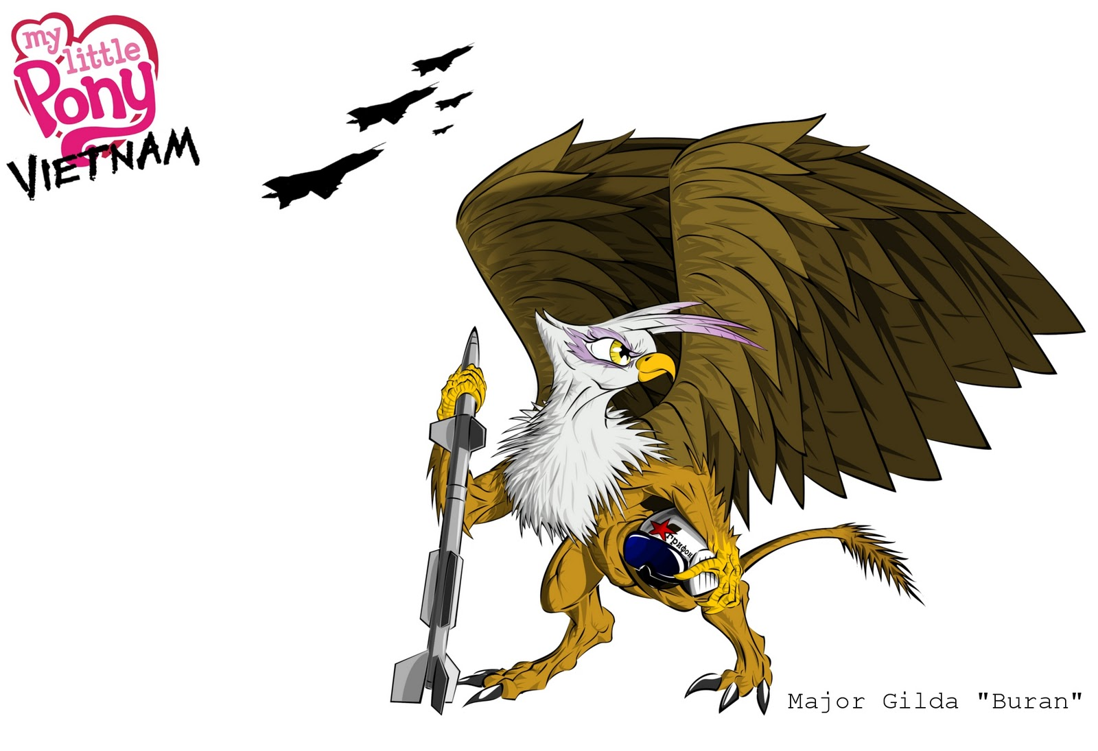 MLP Vietnam Gilda Colored Resized 252528