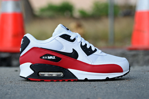 nike air max 90 sport red 1