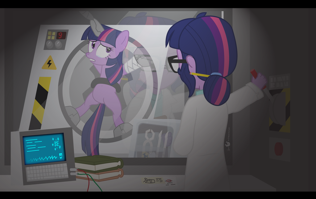 nothing personal  just science  by dm29-