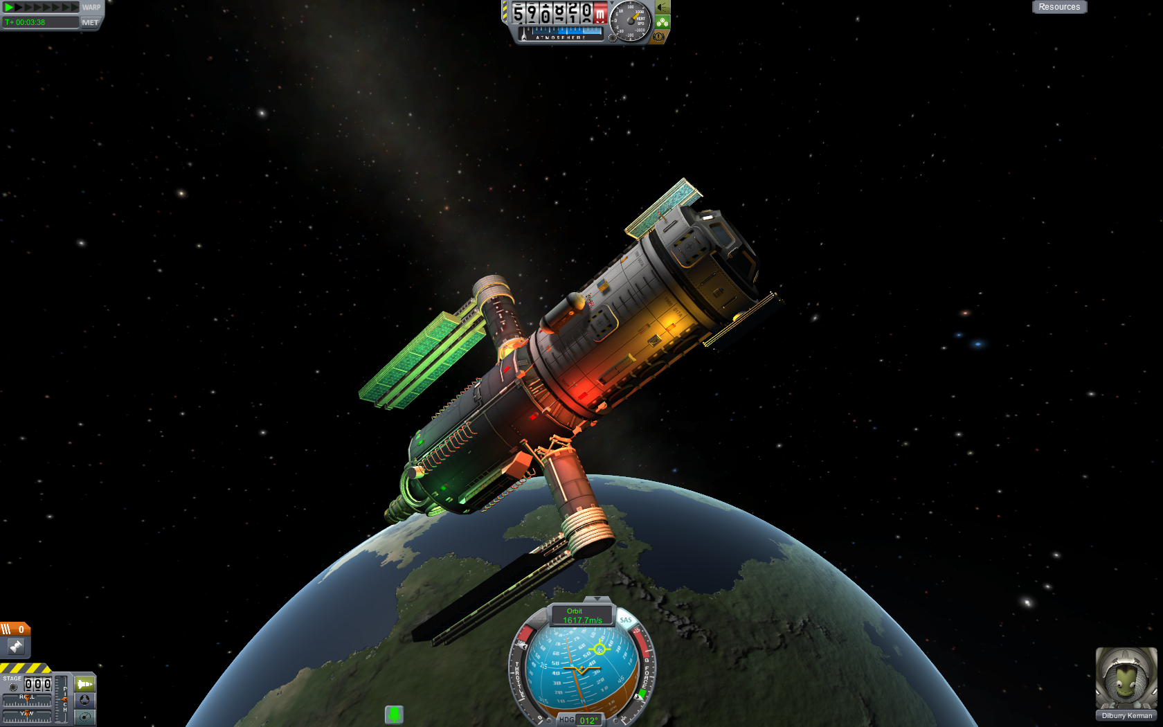 Kerbal Space Program Aircraft Carrier Mod (page 2) - Pics ...