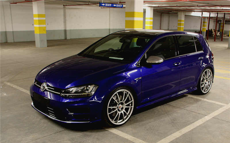 Golf 7 r la centrale la volkswagen golf r400 plus ch re for Garage auto sarcelles