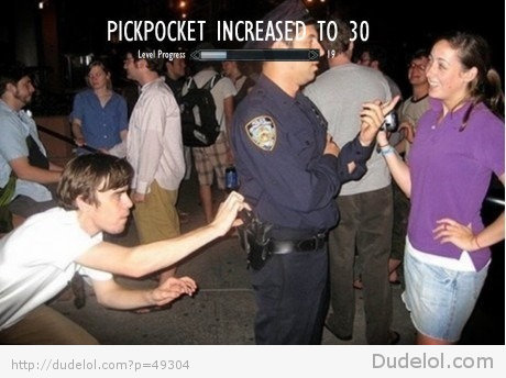 training-my-pickpocket-skill