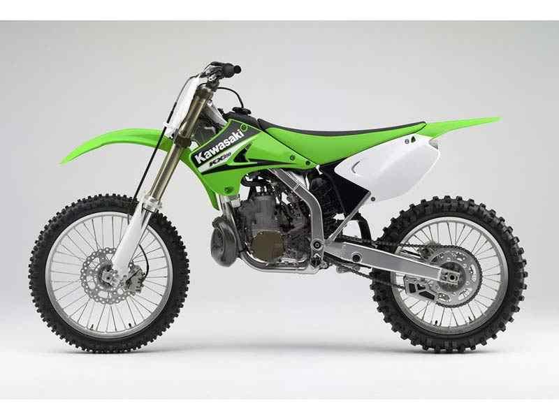 Kawasaki Kxf  Engine Specs