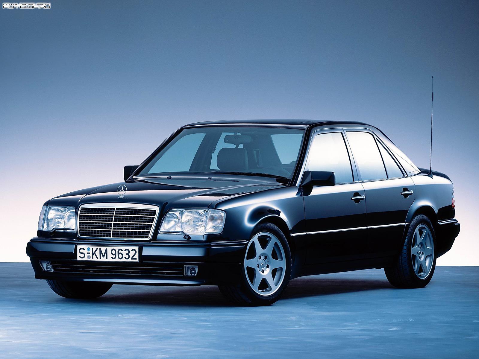 soliden Mercedes W124