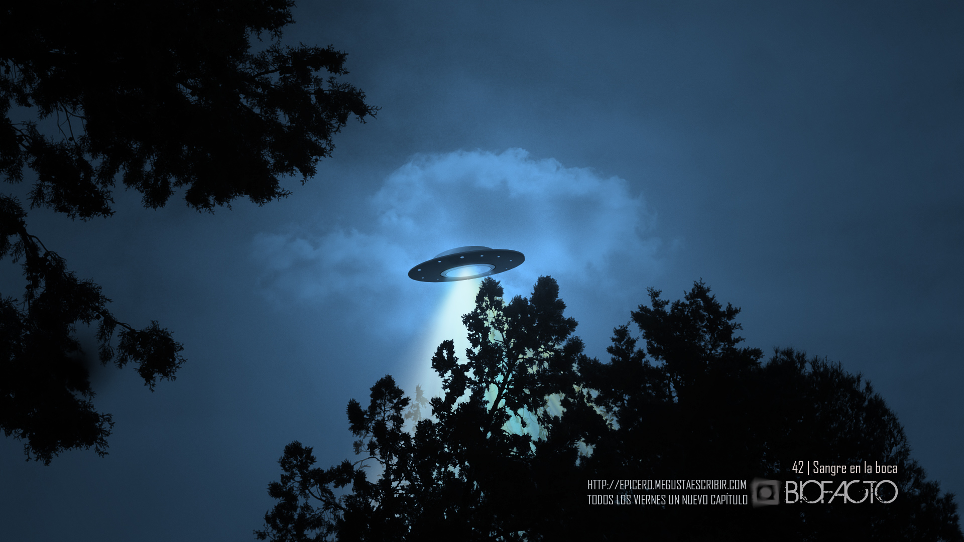 UFO-over-forest