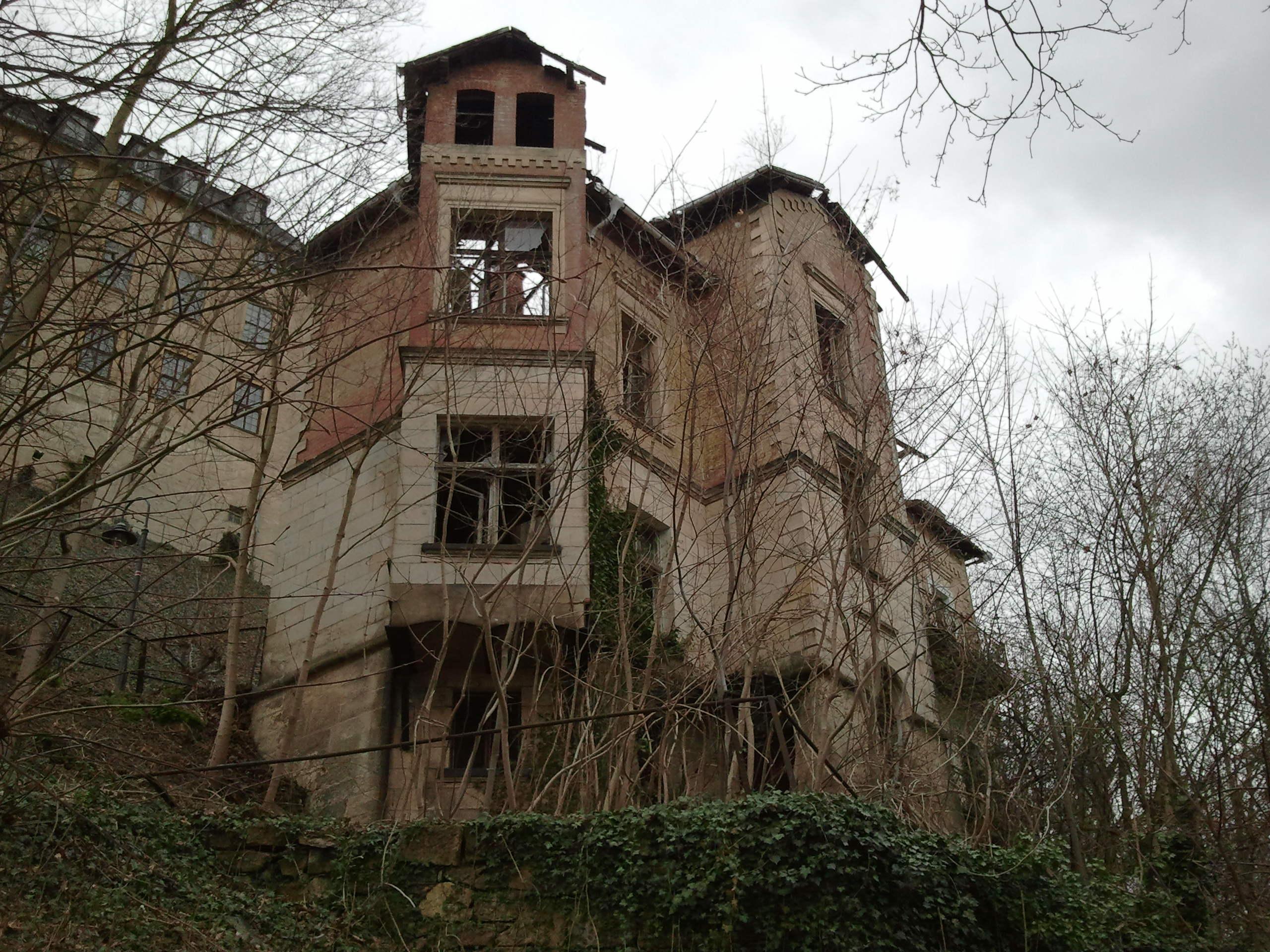 Verlassene Orte Im Harz
