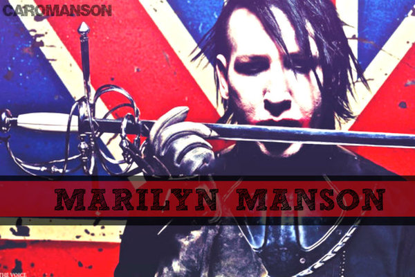 marilyn manson by caromanson-d7hhue5