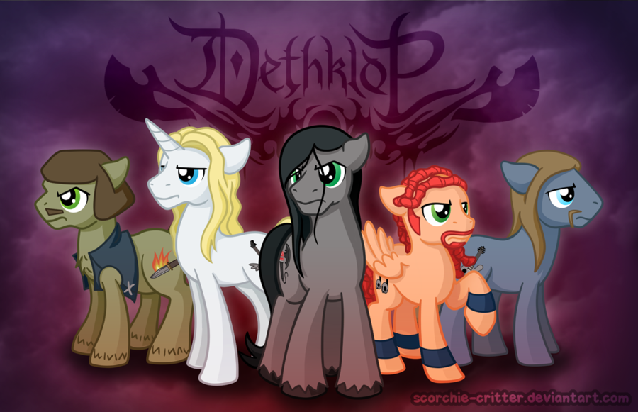 dethklop  take 2  by scorchie critter-d5