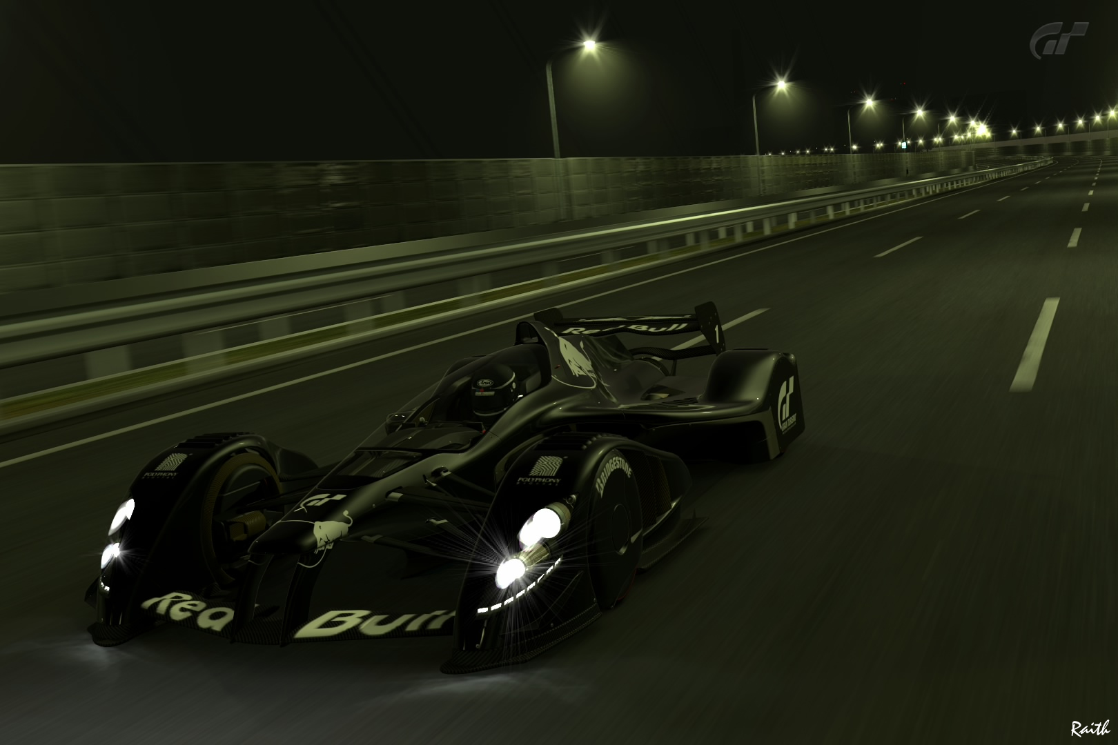 gran turismo project 03   car photograph